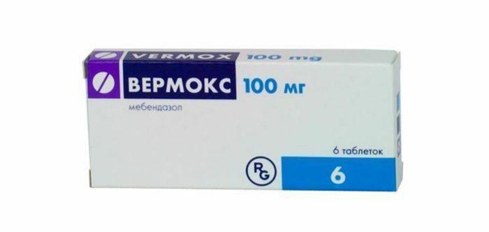 Лекарство от аскарид для взрослых и детей таблетки и