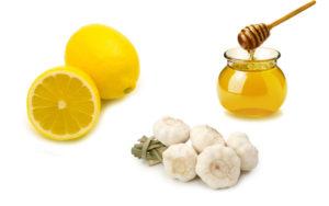 Мазь против варикоза на основе лимона и чеснока Шаг к Здоровью