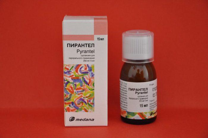 Пирантел от глистов: описание, режим дозирования, противопоказания